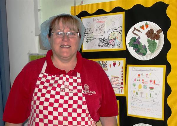 Mrs S. Skews (Kitchen Manager)