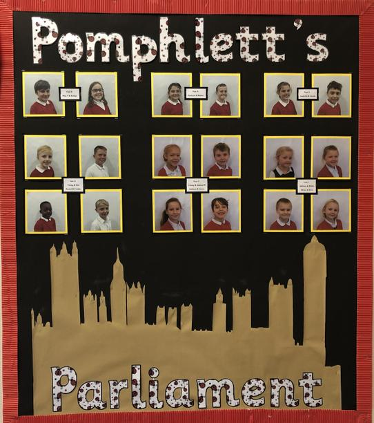 Meet our Pomphlett members of parliament (PMPs)