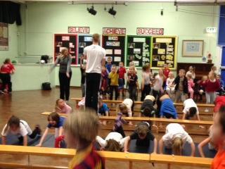 Sports 4 Schools - David Hill
