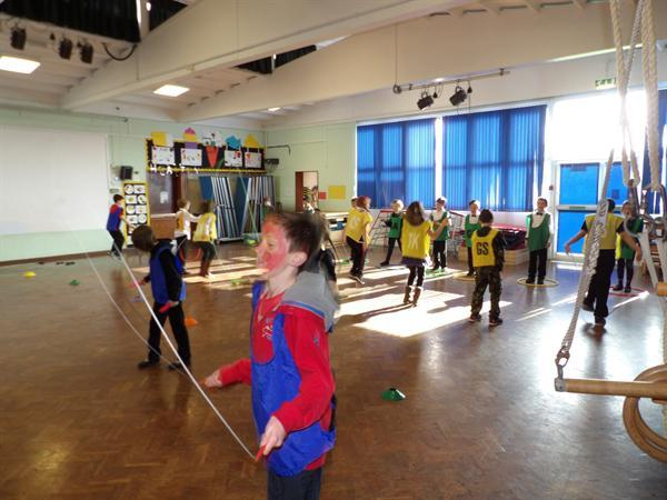Skipping Workshop