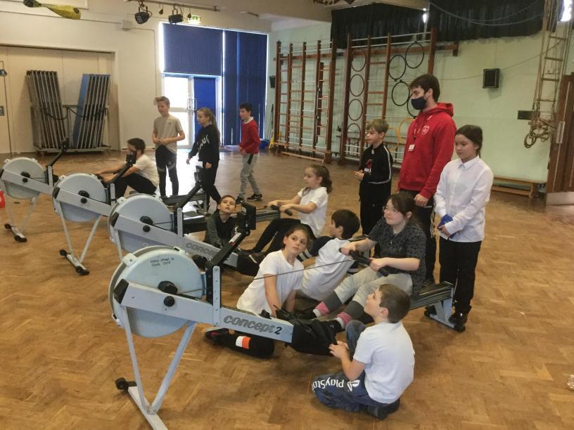 PSSP Rowing
