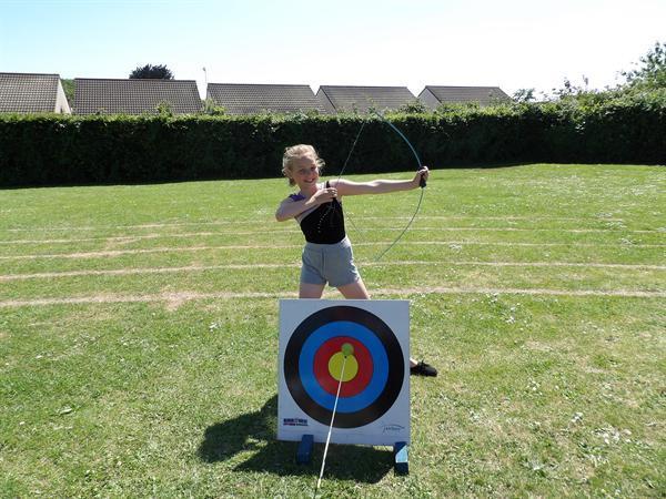 Sports Day Archery