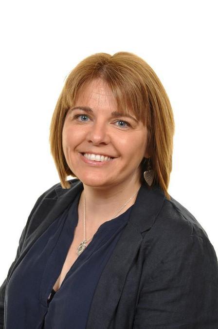 Mrs. C. Jones (Deputy Head / Teacher - Yr5)