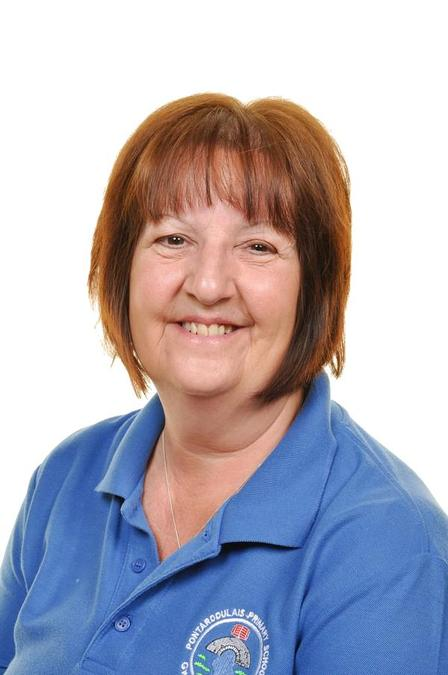 Mrs. J. Lewis (Lunchtime Supervisor - Cleaner)