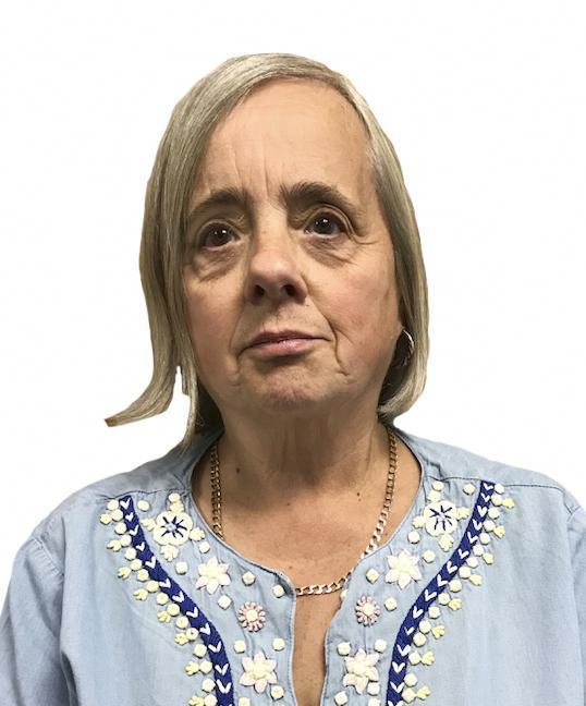 Mrs. C. Pitman (Lunchtime Supervisor)