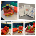 Christmas STEM project - Reception