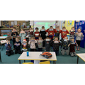 Christmas STEM project - Year 1