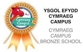 Cymraeg Campus Bronze Award
