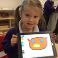 Mummy Bear - all my own work on an ipad!