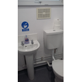 Adult toilet facilities