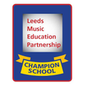 We're very proud to be a Leeds Music Champion!