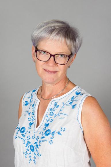 Linda Richardson - 1:1 Teaching Assistant
