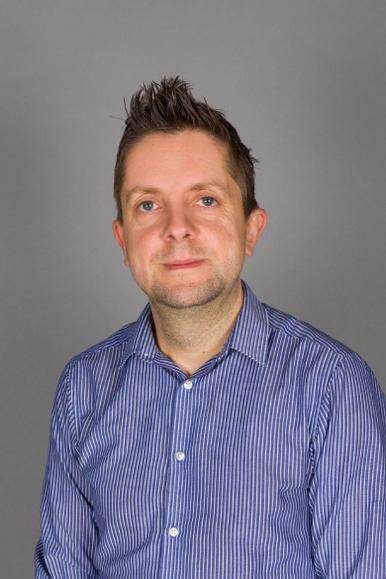 Gavin Morris - KS1 Teacher