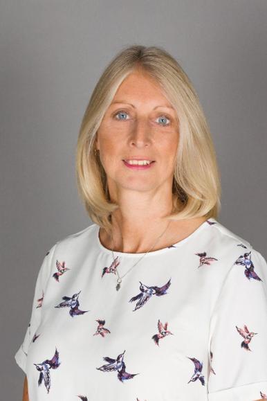 Jackie Marsden - Nursery Nurse