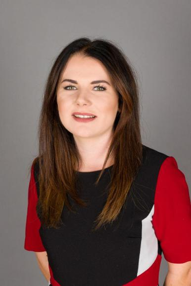Becky Dunkley - KS2 Lead/DSL (SLT)