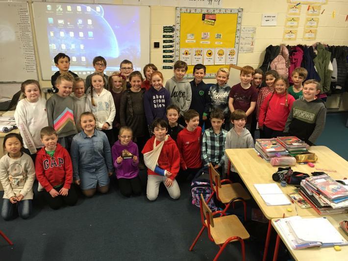 3rd Class Winners