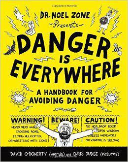 Danger is Everywhere, David O'Doherty/Chris Judge