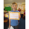 Winner of the exercises competition