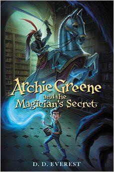 Archie Green & the Magician's Secret,  DD Everest