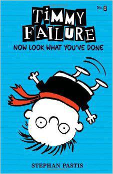 Timmy Failure by Stephan Pasts
