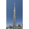 Burj Khalifa, Dubai - tallest building in world