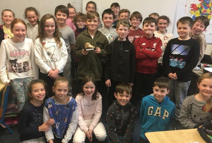 4th Class Winners