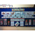 Our World War 1 display