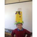 Easter Bonnet (construction)