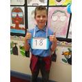 3rd Class Spelling Champion!