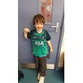 Tottenham jersey