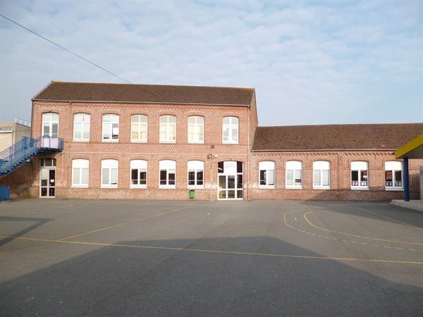 L'Ecole Michelet, Auchel