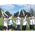 2015 Year 6 Archery Tag Club