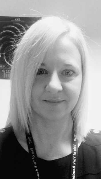 Mrs L Cooper - Support Services Manager