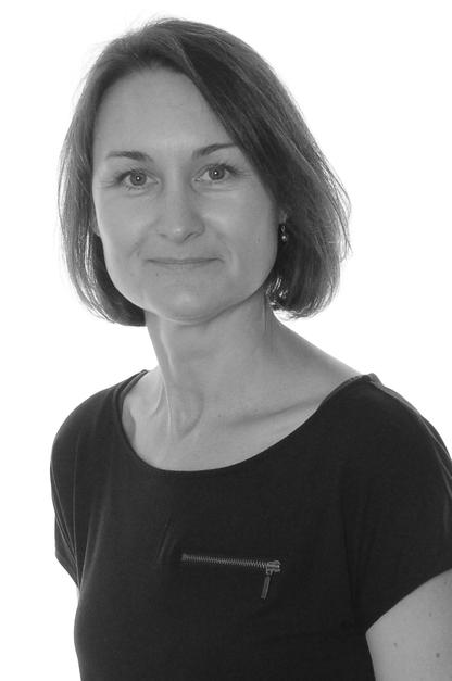 Mrs J Mansfield - Finance and Payments Officer