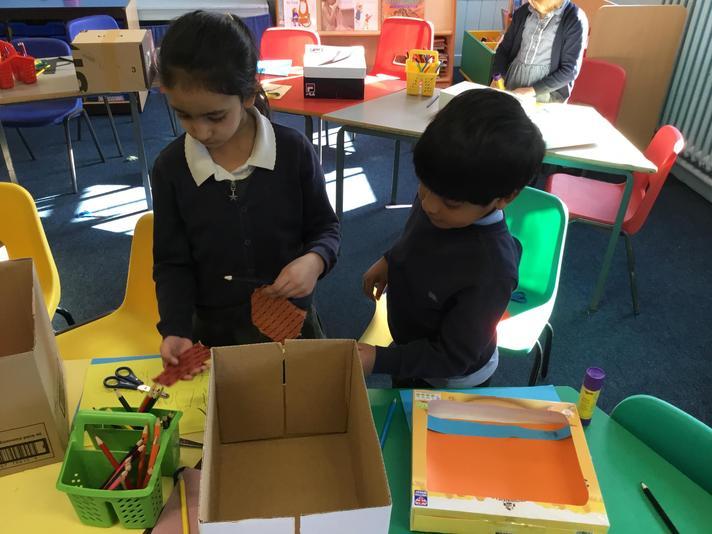 Making 'Box Worlds'