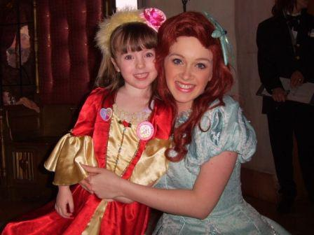 With Ariel
