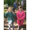 We made sure we took our binoculars!