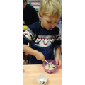 Concentration and involvement in exploring cooking