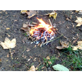 Learning about safety with fire