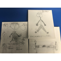 Savannah's Roman sketches