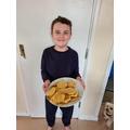 Alfie's Biscuits