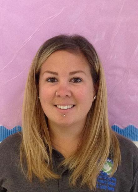 Mrs Moncaster - Room Leader