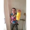 Alfie's Lantern
