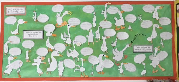 Silly Suzy Goose By Petr Horacek
