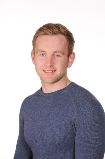Mr Hewlett - Osprey Classteacher