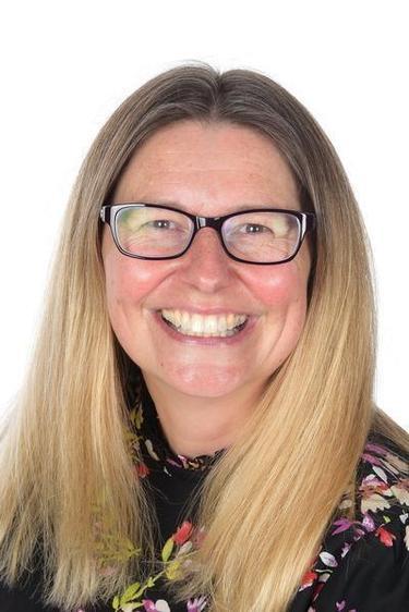 Teacher Mrs Stockwell