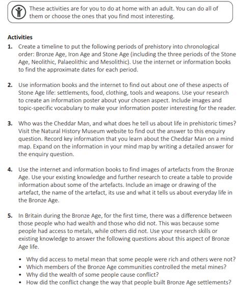 Homework page 1