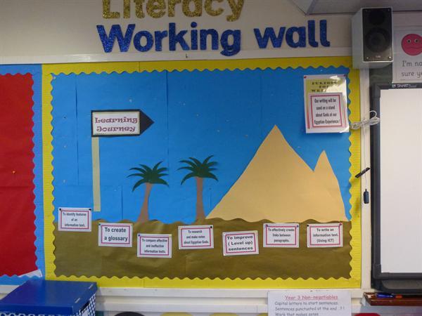 Y3 working wall