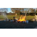 Year 2's 'Fire Fire' celebration