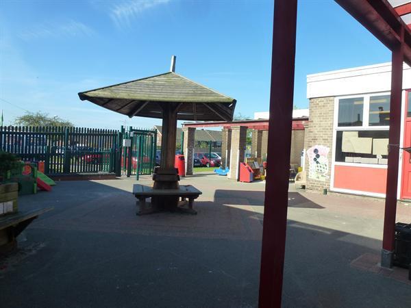 Nursery Outdoor Area